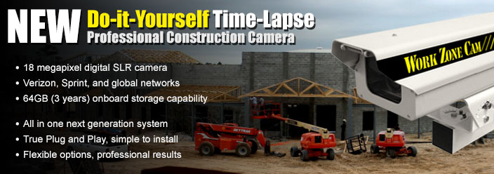 New Construction Camera